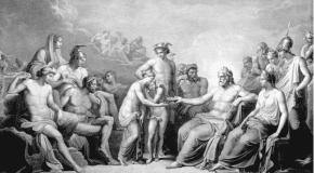 Os deuses romanos