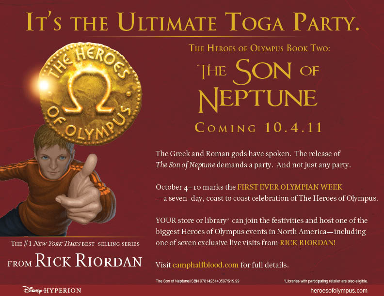 Son Of Neptune Back Cover son of neptune cover images